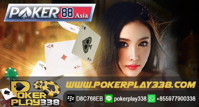 Daftar Poker88 Asia